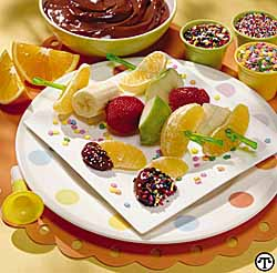 Fun Fruit Kabobs