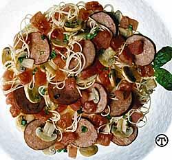Smoked Sausage Italiano
