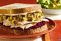 Leftover Turkey-A Great Start To New Meals