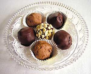Easy-Terrific Truffles